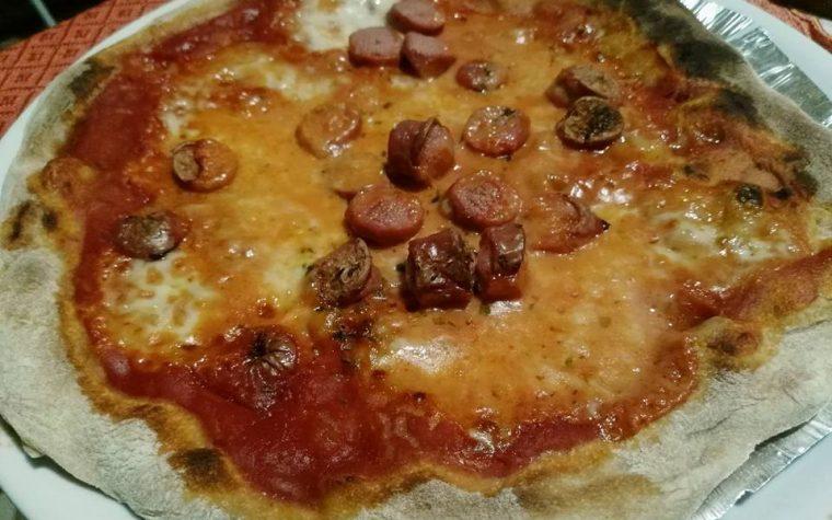 Ricetta per la pizza integrale