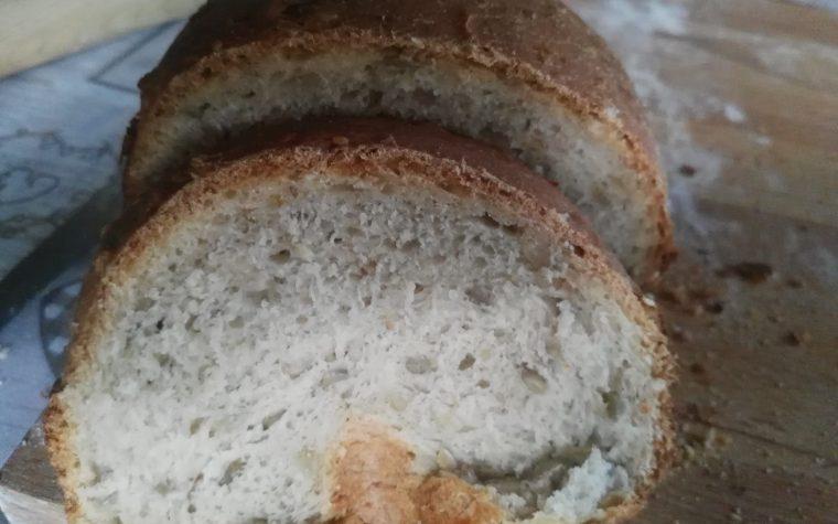 Pane ai cereali con farina Grandi Molini italiani ( Eurospin)