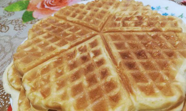 Waffle o pancake con lo stesso impasto