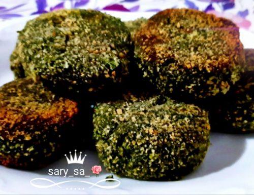 Polpette spinaci e salame saporite