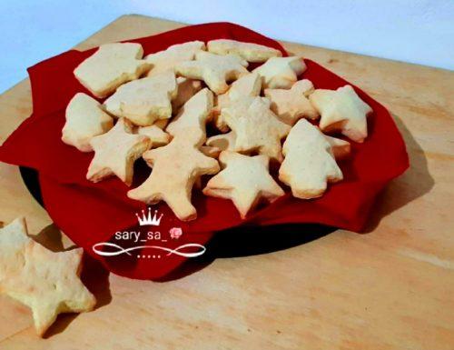 Biscotti di Natale ricetta facile e veloce