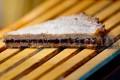 Crostata invernale con Nutella e farina di castagne