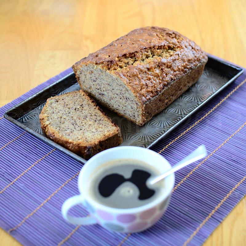 Banana Bread ricetta say yummy dolce