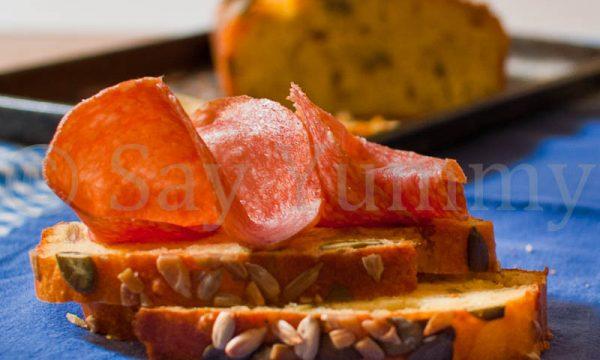 Pane ai semi di Zucca e di Girasole