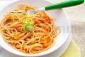 Spaghetti integrali al pomodoro piccante