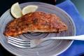 Filetto di salmone con paprica e aneto