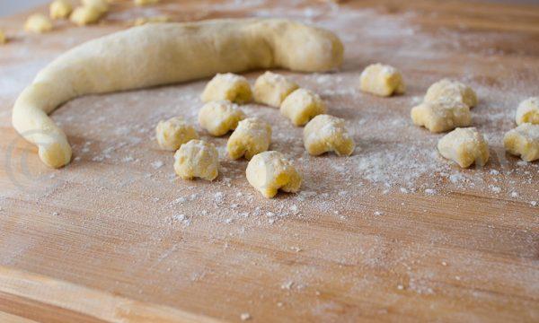 Gnocchi di patate – Ricetta base