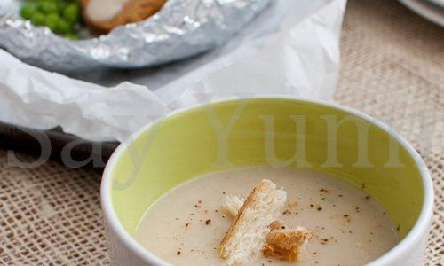 Salsa di pane aromatizzata