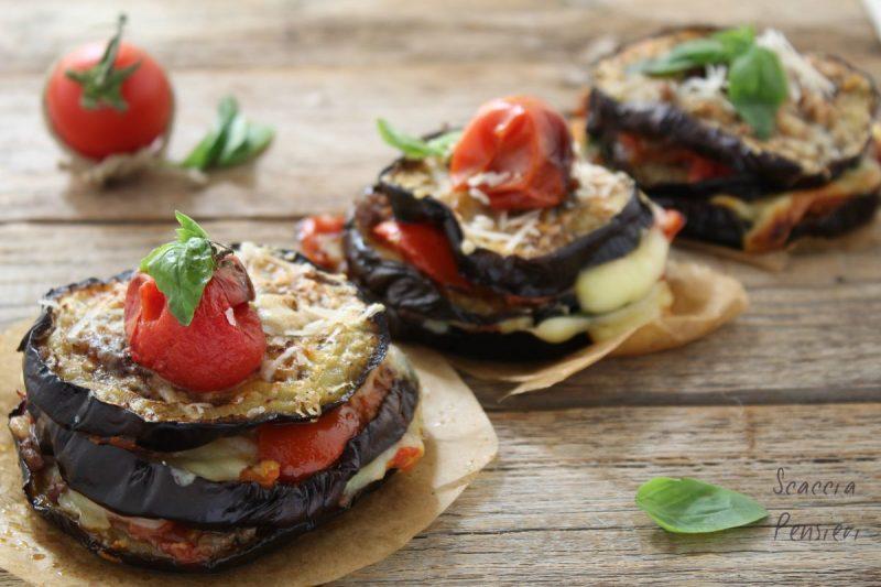Sandwich di Melanzane – Ricetta al forno –