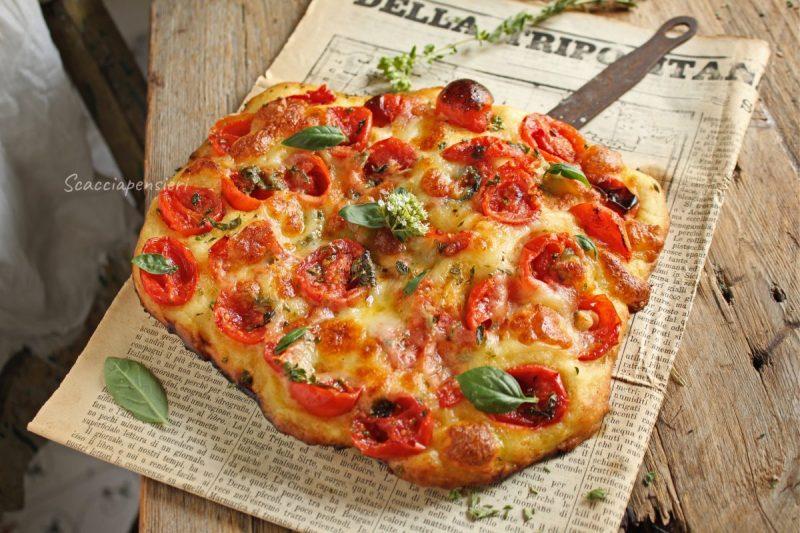 Impasto per la Pizza fatta in casa…Ricetta semplice e veloce