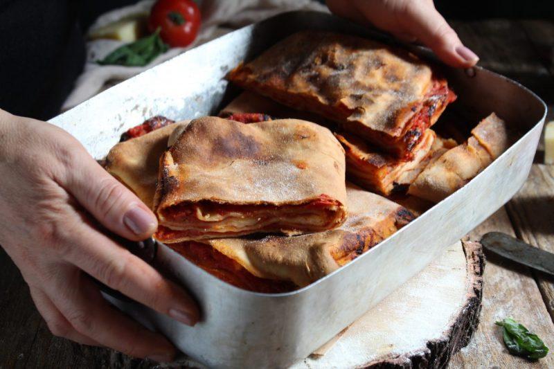 Scacce al pomodoro, ricetta ragusana…