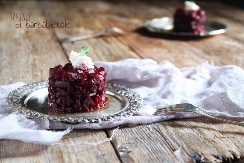 Tartare di barbabietole rosse, antipasto leggero ed elegante…
