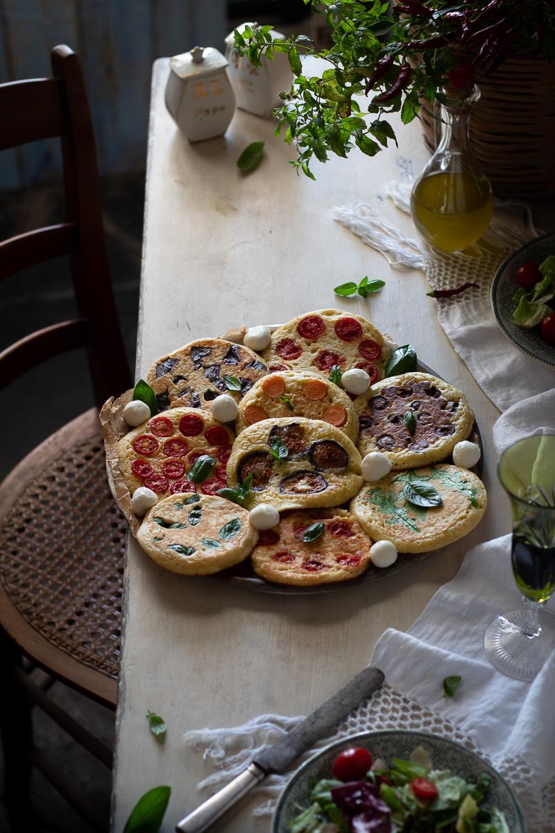 mediterranean pancakes