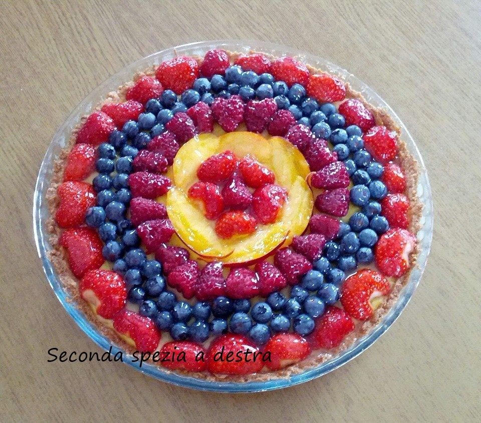 Crostata alla frutta, mon amour!