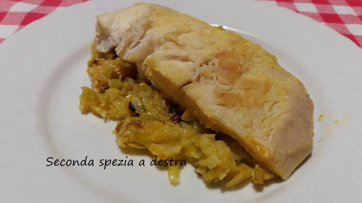 Ricerca ricette con pesce su letto di patate - Pesce su letto di patate ...