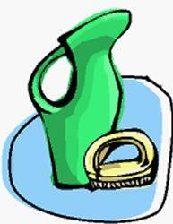 pulire lavandino bagno veloce pratico economico