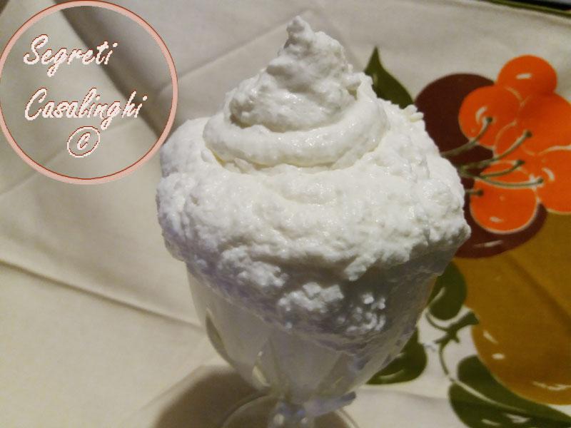 gelato cocco casalingo
