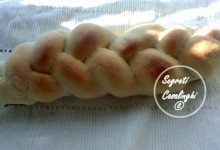 ricetta treccia morbida pane dolce casalingo