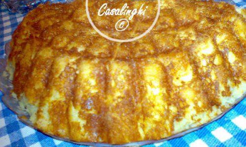 ricetta torta baba napoletana