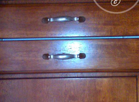 pulire mobili legno semplice