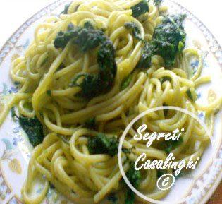 bucatini broccoli