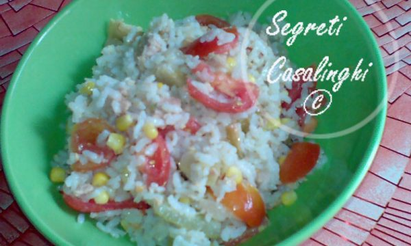 insalata riso