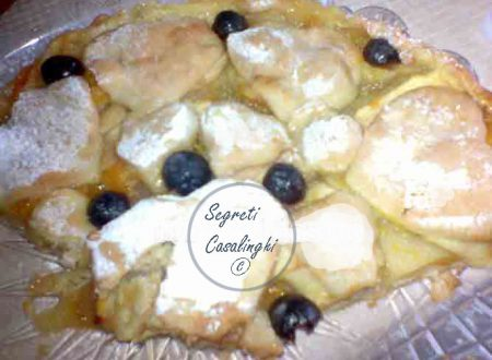 crostata crema uva