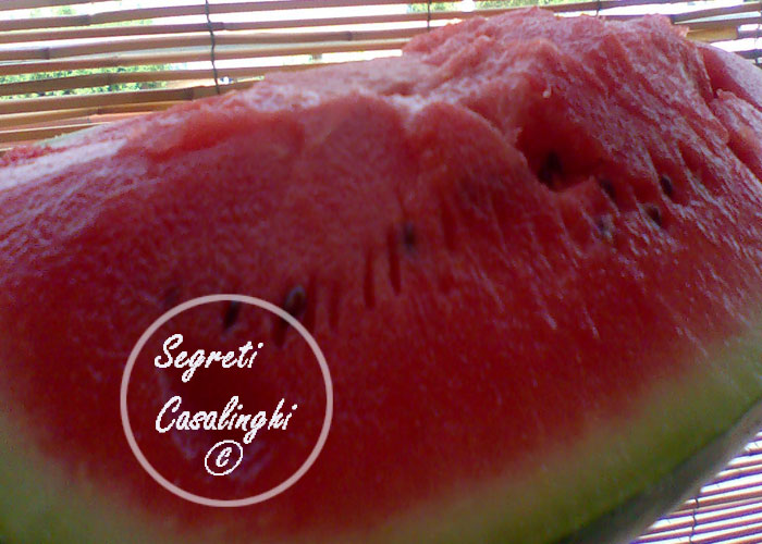 aperitivo anguria