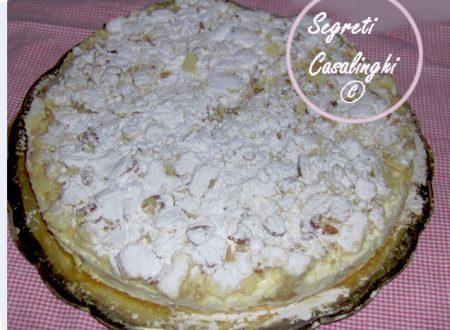 torta pere ricotta
