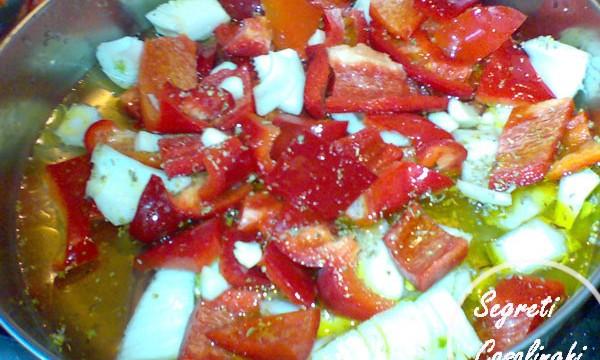 misto verdure cotte forno