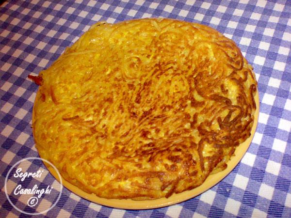 pizza napoletana maccheroni forno pasquetta