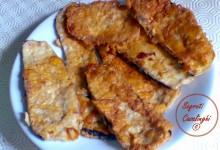 ricetta melanzane indorate fritte