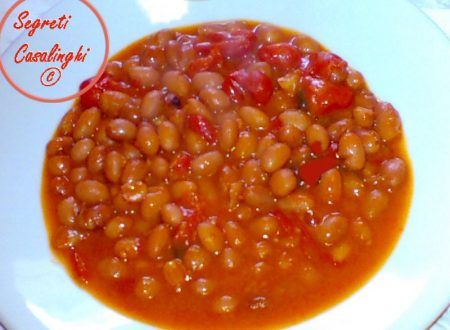 ricetta zuppa fagioli borlotti secchi