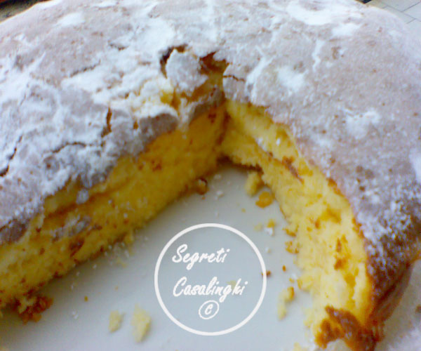 torta limone semplice