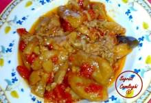funghi salsa pomodoro