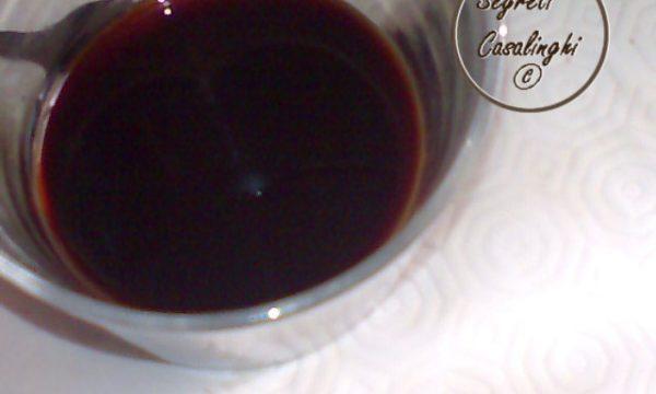 liquore caffe casalingo