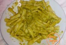 pasta crema zucchine