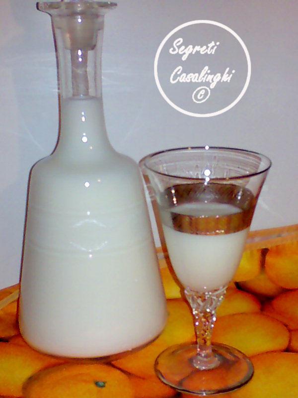 liquore latte