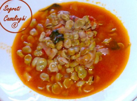 zuppa fave