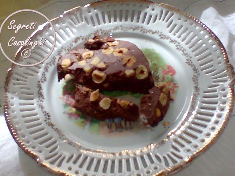 torrone cioccolato nocciole