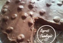 mattonella cioccolato