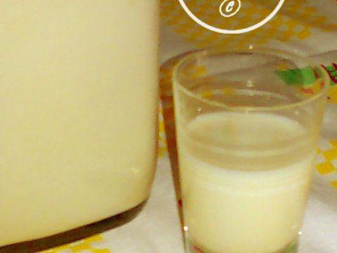crema liquore cioccolato bianco