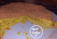 torta pistacchio vegan