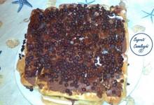 torta savoiardi nutella mascarpone