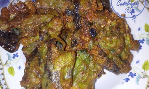 frittelle melanzane