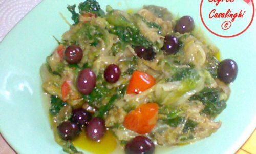 scarola olive