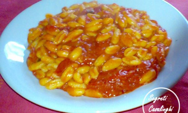 salsa piccante funghi