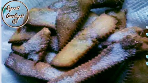 chiacchiere cacao