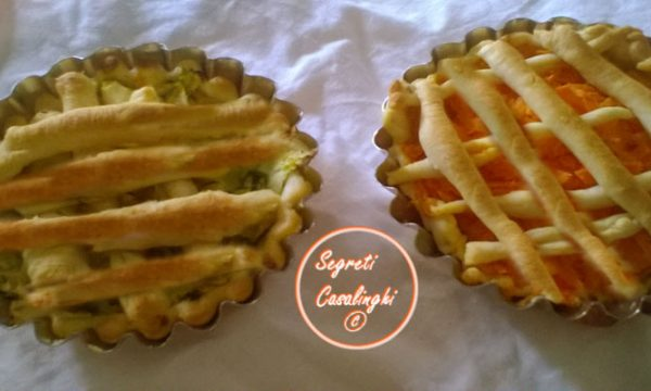 crostatine verdure light