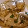 pesce spada marinato forno